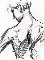 Art Beat 2009 Life Drawing 4