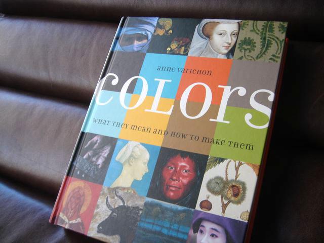 """""""Colors"""", by Anne Varichon"""