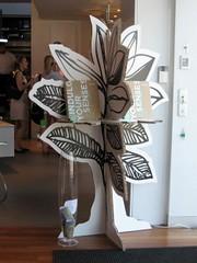 X-Board Kraft Decorative Tree