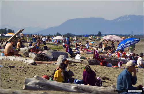 Centennial Beach - 05.24.09