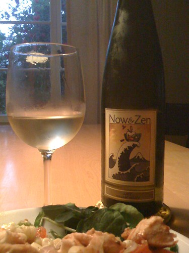2007 Now & Zen Wasabi Wine