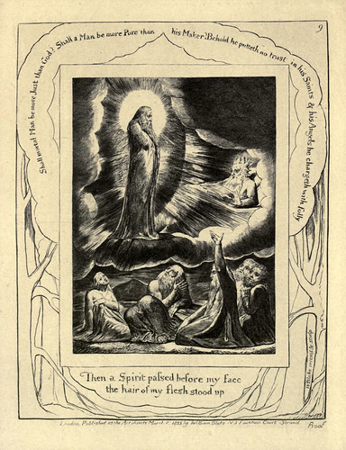 008-El libro de Job-William Blake 1825