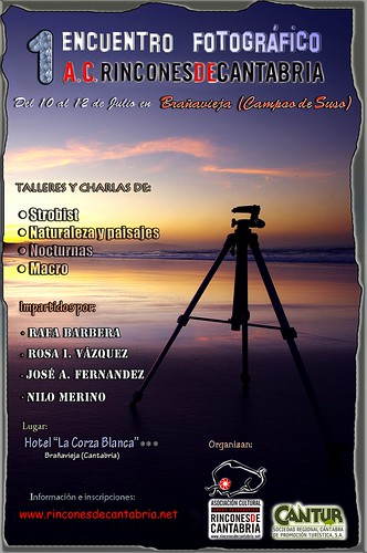 1º Encuentro Fotográfico A.C. Rincones de Cantabria