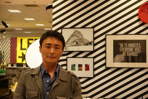 Kazunori Yamauchi the father of Gran Turismo
