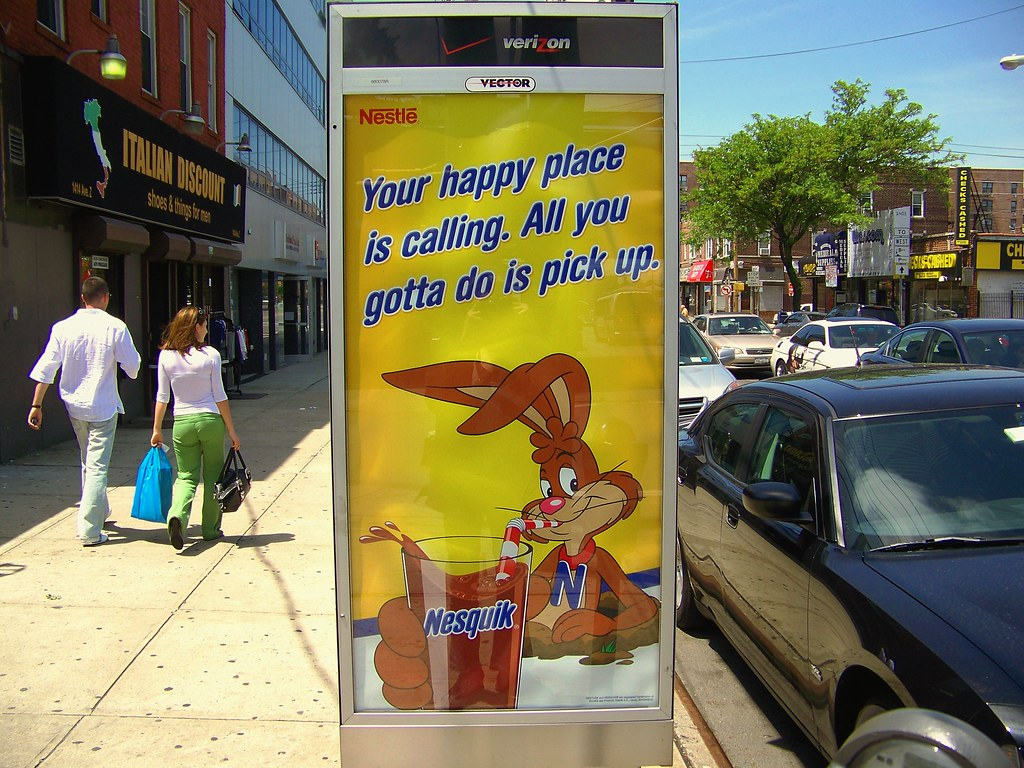 Some People's Happy Place Is The Bar On The Corner
