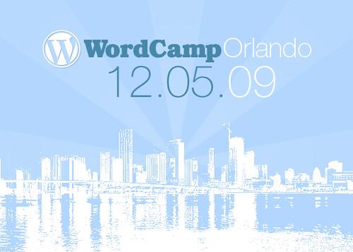 WordCamp Orlando - December 5, 2009