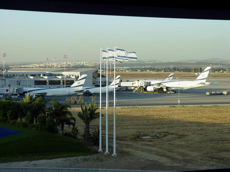 Tel Aviv - Ben Gurion International (TLV / LLBG) 3625618364_f88a000ff1_o