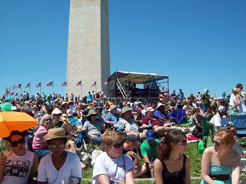 Jazz on the National Mall