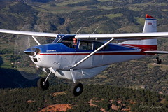 Cessna 185 Skywagon (Champion Air Photos) Tags: cessna 185 airtoair skywagon