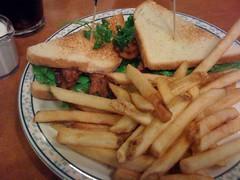 food at Shari's