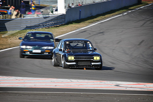 MkI Escort Race-car w/ RB20DET motivation
