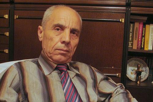 Doctorul Habilitat Gheorghe Muşet