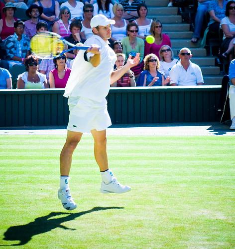 Andy Roddick, 2009 Wimbledon