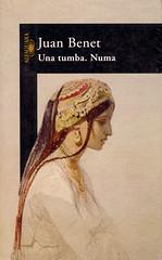 Juan Benet, Una tumba. Numa