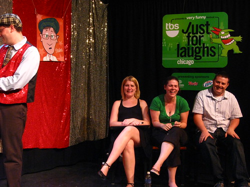 Don't Spit the Water @ Just For Laughs fest, June 2009 - Show #2
