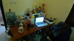 Slum (Photos Taken by Anthony) Tags: trash mac stunning pro workstation setup macbook unibody