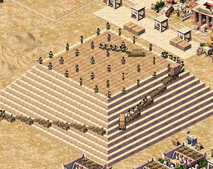 true pyramid