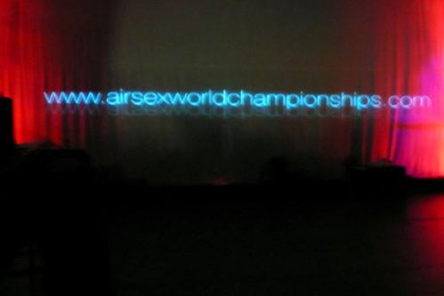 air sex worl championships -- airsex echoplex worl sex championships air