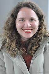 Bióloga Márcia Renner na 3a maratona literaria 031