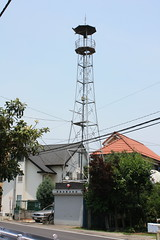 御蔵の火の見櫓(さいたま市見沼区)