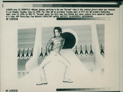Jackson Michael - Jun 13 1995