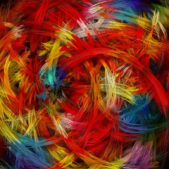 Composition #72 (PatrickGunderson) Tags: desktop blue red abstract art texture geometric lines yellow collage composition digital computer design artwork colorful chaos strokes background render curves digitalart patrick digitalpainting adobe programming sin math generative smear streaks exploration vector cos depth primary generated colorfield fingerpainting highres asin nonfigurative algorithmic gunderson as3 colormap epicycles artofimages graphicsmagick bestcapturesaoi