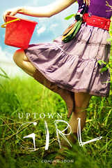 Uptown girl (*K Phong*) Tags: morning love girl smile fashion poster layout design memories vietnam uptown hanoi marcl hni kyphong