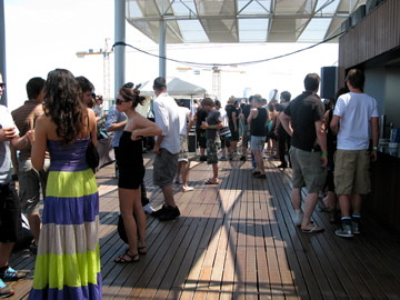sonar 2009 - Mobilee Rooftop Party - Barcellona, 18/06/09