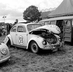 Herbie (Ronald_H) Tags: bw 6x6 film beautiful vw bug volkswagen fuji conversion superia air beetle mat 124 medium format yashica herbie kfer kever fusca aircooled budel cooled vocho worldcars