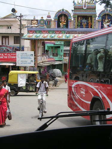 Gateway village to Bannerghatta by Mpries on Flickr
