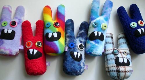 7 new bit o' bunnyz...