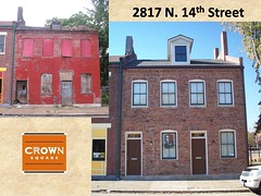 CDC-led revitalization in St. Louis (courtesy of ONSL Restoration Group)