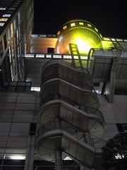 Fuji Television (btahity) Tags: japan tokyo odaiba fujitv fujitelevison