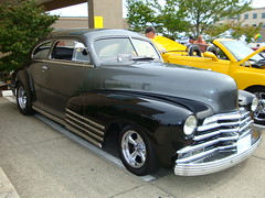 "1947 Chevrolet Fleetline Aerosedan ""Street Rod"" (Custom_Cab) Tags: street door 2 chevrolet rod custom 1947 fleetline fastback aerosedan"