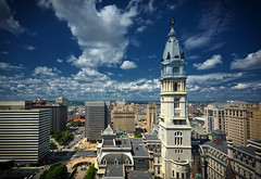 room with a view (frank maiello) Tags: city sky cloud tower clock philadelphia court john temple hotel carlton angle pennsylvania cityhall masonry wide center william masonic convention penn castiron ritz lovepark ultra quaker municipal cjc freemason religioussocietyoffriends secondempire mcarthur frankrizzo penncenter municipalservicesbuilding edmundbacon criminaljusticecenter