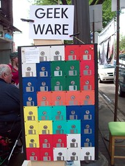 Whyte Avenue Art Walk (raise my voice) Tags: art edmonton walk avenue whyte geekware whyteavenueartwalk