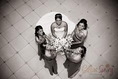 circle of friends (bw)...
