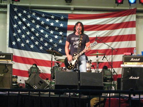 Jason Morton of The Cheaters at Artscape 2009