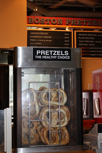 Pretzels: the healthy choice (some restrictions apply)
