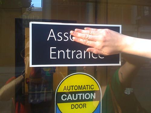Ass Entrance