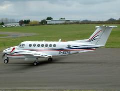 G-BZNE Beech 350