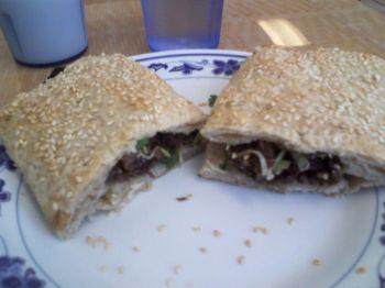 Yung Ho Beef Pan Cake