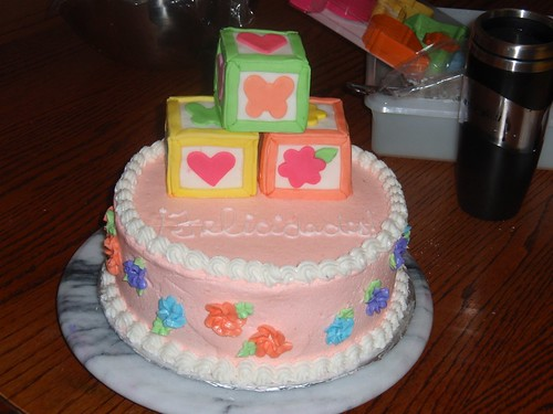 baby shower cakes. Baby Shower Cake