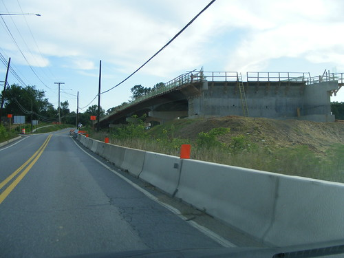 New Bridge Over Old Columbia Pike