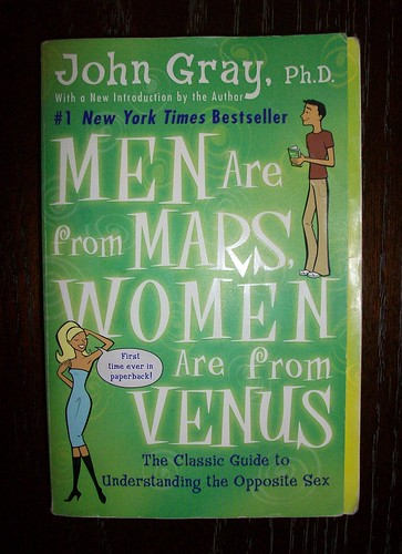 Men Are from Mars..