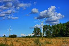 HDRotation (Kaarin Vask) Tags: summer clouds geotagged estonia pentax 2009 hdr km est eesti suvi tuulepark winwind lnevirumaa dynamicphotohdr virunigula vanagram wwd3 winwindoy tkri
