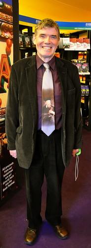 The Nostradamus tie