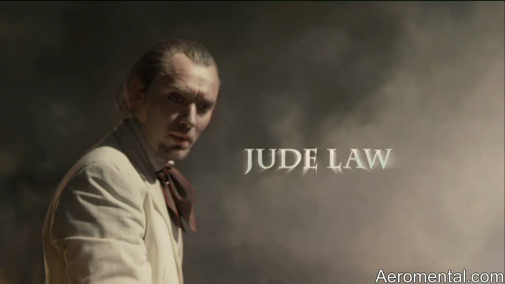 Imaginarium Jude Law como Tony