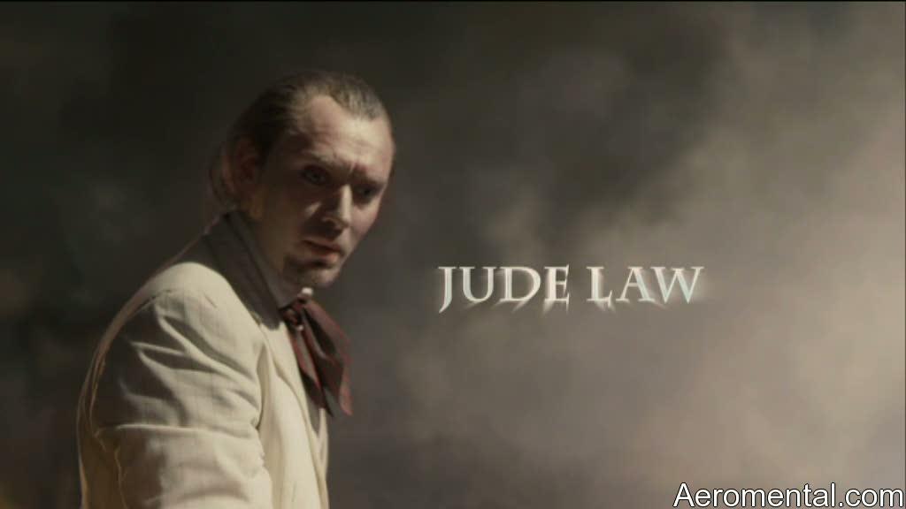 Imaginarium Jude Law como Tony