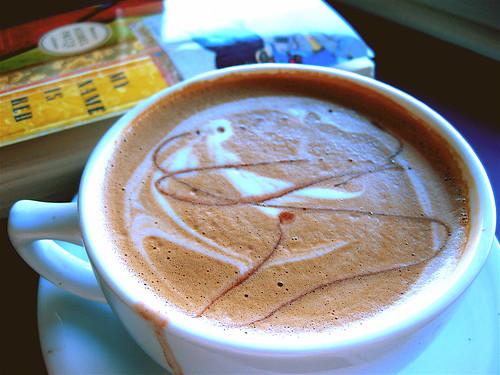 Mocha, Mid City Caffe